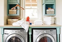Laundry Room / by The Turquoise Home