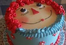 Parties - Emma's 2nd Birthday - Raggedy Ann / by Nichole Jones