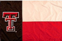 Red Raider For Life / by Kris A