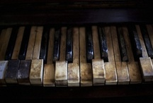 Music / Music expresses that which cannot be put into words... / by Judy Proseus