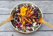 Veggie Recipes / by Heather Laskowski
