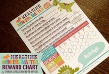 Kids & Family Printables  / by Stacey