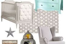 Spring-Inspired Nursery — Pottery Barn Kids / by Stacey