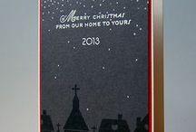 Cards - Christmas  / by Stephanie Zanghi Mino