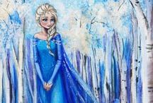Frozen / by Laura McNeill
