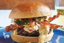 Hamburgers / by DonJudy Appel