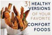 Healthy & Low Calorie Foods / by DonJudy Appel