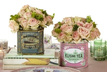 Tea for Two / Host a proper good time with a fun 'n' fancy tea-party themed baby shower. / by HUGGIES Baby Shower Planner