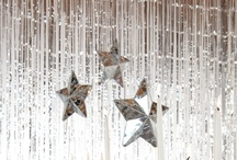 Star Light, Star Bright / A silvery, sparkling display will have every baby shower guest wishing on each star they see. / by HUGGIES Baby Shower Planner
