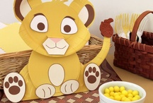 Lion King / Lion King. It's a jungle in here! Throw an adventure-filled Lion King baby shower that you and your guests will love. Find DIY invites, treats, décor and more. / by HUGGIES Baby Shower Planner