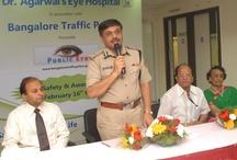 Road Safety Awarness- Banaglore / Dr. Agarwal's Eye Hospital And Bangalore City traffic police Jointly Organized Road safety awarness . / by Dr-Agarwal's Eye Hospital