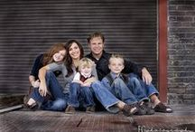 FaMiLy PoRtRaiTs / Family's that play together, stay together.... / by Jen Salvevold