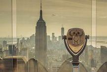 city series: new york / by Emma Cregg
