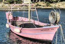 Happy Pink / Like Audrey Hepburn, we believe in pink.  / by Kandrac & Kole Interior Designs