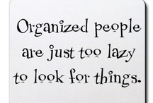Organizing ideas / by Betsy Schale