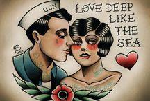 Obsession / Tattoos / by Aubrey Kanagy