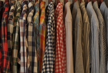 Dude Style / Men's fashion from clothes to shoes to hair to beards. And don't forget the details.  / by Patrick Flattery