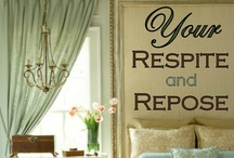 Bedroom Therapy / by The Concierge Therapist ®
