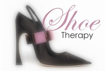 Sole Therapy for Her - Shoes, Sandals, Boots / #Boots #Shoes #Sandals #Sandles / by The Concierge Therapist ®