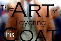 Men's C O A T Envy (His) / #Men #Men's #Fashion #Men'sFashion #Coats / by The Concierge Therapist ®