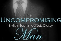 M E N - The Uncompromising Gentleman / This board is devoted soley to the stellar tastes of The Uncompromising Male. ***********************************************************************************************************************************************************  Most S H O E S  will be found on the #TheSoleMan community board. Please Enjoy! / by The Concierge Therapist ®