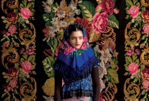 Folkloric Luxe / by Coutin Alice