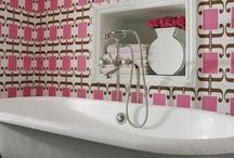 Bathrooms to Love / Pretty bathrooms. / by Kandrac & Kole Interior Designs