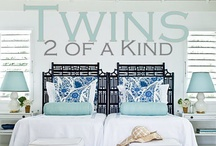 Twin Beds (GuestRoom Trend) / by The Concierge Therapist ®