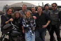 Sons of Anarchy / by Gina Bretta-Johnson