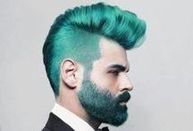 Hair - MENS / by Sabrina Cayne