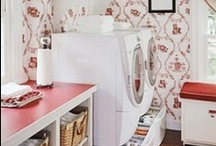laundry rooms.... / Enjoy your wash day... / by Juanita Holmes
