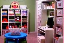 Organization & Storage / Great ideas and tips for organization and storage! / by Lora E