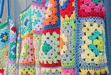 Knitting and crochet / Pratima Kapoor tarafından