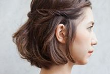 Hair / by Angela