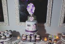 wedding cakes / by kim + david baxter