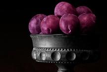Aubergine Eggplant / by Paula Sciuk