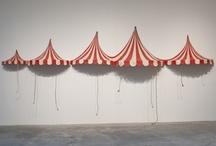 Circus tents and air balloons / by Paula Sciuk