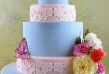 Cake - Decorating Inspiration / Who doesn't love a beautiful or whimsical cake? The more creative it is ... the better it tastes !!! / by Cheryl Johnson