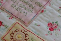 Quilts / Quilting / Quilted  / by Cheryl Johnson