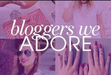 Bloggers We Adore / by BaubleBar