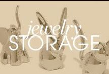 Jewelry Storage / by BaubleBar