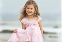 Children - Little Girls Luv Pretty Clothes! / by Cheryl Johnson