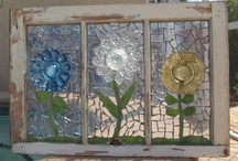 Crafting - Glass / by Cheryl Johnson