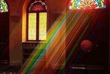 Capture the rainbow... / by Cheryl Johnson