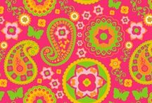 Fabulous Fabrics from Stitchwerx Designs / Fabulous and Amazing original fabric designs from Kim @ Stitchwerx Designs. Find all these fabrics for sale at http://www.spoonflower.com/profiles/stitchwerxdesigns / by Kim DeMarsh