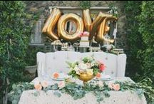 Decor / Wedding Misc  / by H. White Special Events