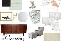 mila's nursery / by Christina Loucks