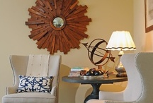 gathering  spaces / Family rooms, Casual spaces / by DTM Interiors ~designed to move~