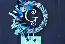 All things Baby Collum / Nursery, gender reveal (maybe?) and baby shower ideas.  <3 / by Felicia Collum