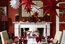 ~ in rouge ~ / color board - red / by DTM Interiors ~designed to move~
